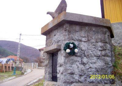 Mályinka I. világháborús emlékmű 2012.01.06. küldő-Pataki Tamás (3)
