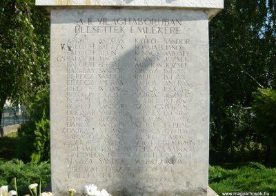 Mándok II.vh emlékmű 2010.07.03. küldő-Ágca (3)