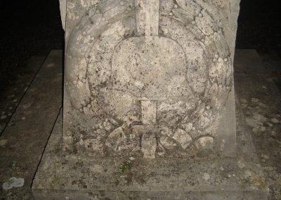 Máriahalom I.vh emlékmű 2008.12.29.küldő-Huszár Peti (1)