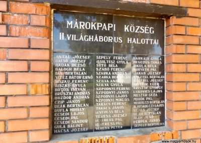 Márokpapi II. világháborús emlékmű 2016.09.27. küldő-kalyhas (2)