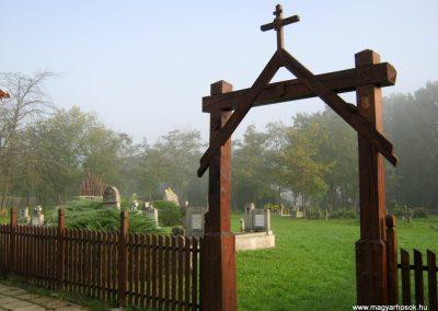 Mártély világháborús emlékmű 2014.10.19. küldő-Emese