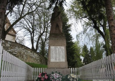 Mátraballa világháborús emlékmű 2008.04.22. küldő-kalyhas