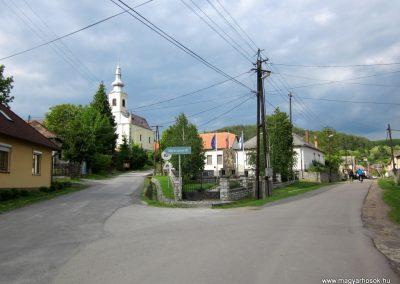 Mátranovák világháborús emlékmű 2014.05.19. küldő-kalyhas
