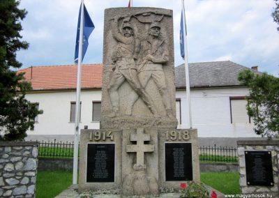 Mátranovák világháborús emlékmű 2014.05.19. küldő-kalyhas (5)