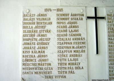 Mátraszőlős világháborús emlékmű 2009.05.08.küldő-Mónika39 (3)
