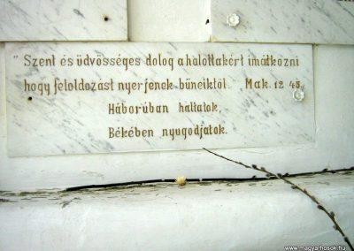 Mátraszőlős világháborús emlékmű 2009.05.08.küldő-Mónika39 (5)
