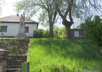 Mátraterenye II.világháborús emlékmű 2009.04.26.küldő-kalyhas