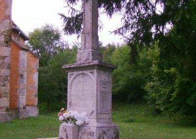 Mátraverebély világháborús emlékmű 2009.08.15. küldő-Kovács Nikolett