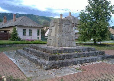 Méhészudvarnok II. világháborús emlékmű 2012.07.12. küldő-Pataki Tamás (1)