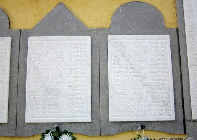 Mélykút II.vh emlékmű 2011.08.17. küldő-kalyhas (5)