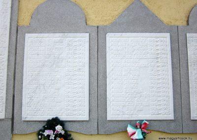 Mélykút II.vh emlékmű 2011.08.17. küldő-kalyhas (7)