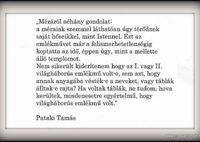 Méra világháborús emlékmű 2013.05.08. küldő-Pataki Tamás (3)