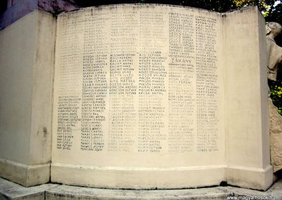 Mórahalom I.vh emlékmű 2011.08.18. küldő-kalyhas (1)