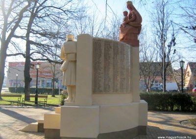 Mórahalom I.világháborús emlékmű 2015.02.14. küldő-Emese (11)