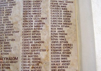 Mórahalom I.világháborús emlékmű 2015.02.14. küldő-Emese (14)
