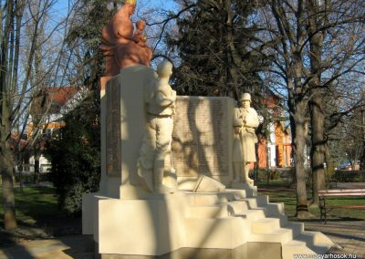 Mórahalom I.világháborús emlékmű 2015.02.14. küldő-Emese (19)