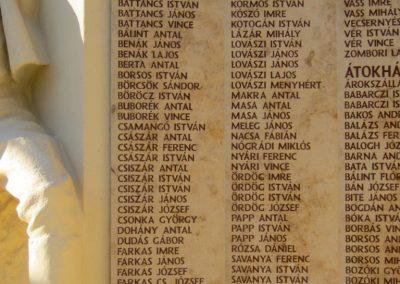 Mórahalom I.világháborús emlékmű 2015.02.14. küldő-Emese (4)