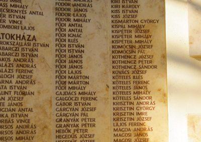 Mórahalom I.világháborús emlékmű 2015.02.14. küldő-Emese (6)