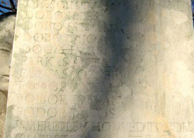 Mórahalom II. világháborús emlékmű 2015.02.14. küldő-Emese (2)