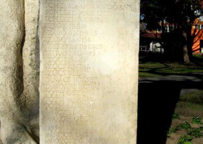 Mórahalom II. világháborús emlékmű 2015.02.14. küldő-Emese (4)