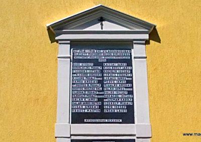 Múcsony világháborús emléktáblák 2012.06.21. küldő-Pataki Tamás (1)