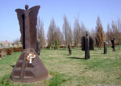 Madocsa II. vh emlékmű 2012.03.25. küldő-baloghzoli (1)