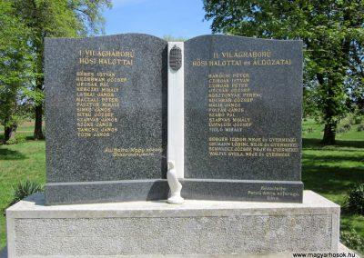 Magy világháborús emlékmű 2012.04.27. küldő-kalyhas (2)