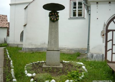 Magyaró I.vh emlékmű 2011.06.21. küldő-Ágca