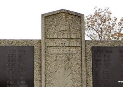 Magyaralmás II. világháborús emlékmű 2014.11.10. küldő-Méri (2)