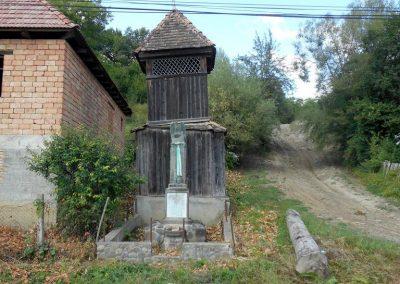 Magyarandrásfalva I. világháborús emlékmű 2017.08.22. küldő-Szklenár László (Mónika 39-né)