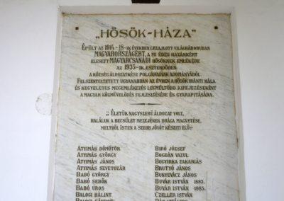 Magyarcsanád hősök háza 2012.07.13. küldő-Sümec (3)