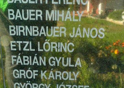 Magyarpolány világháborús emlékmű 2013.10.06. küldő-Méri (10)