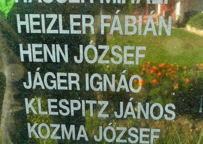 Magyarpolány világháborús emlékmű 2013.10.06. küldő-Méri (11)
