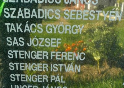 Magyarpolány világháborús emlékmű 2013.10.06. küldő-Méri (6)