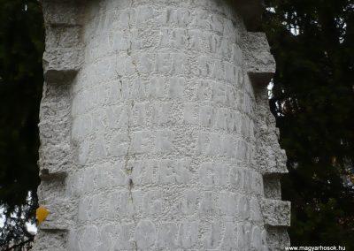Magyarszerdahely II.vh emlékmű 2009.11.21. küldő-Ágca (1)
