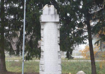 Magyarszerdahely II.vh emlékmű 2009.11.21. küldő-Ágca