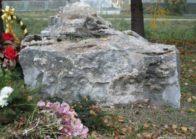 Magyarszerdahely II.vh emlékmű 2009.11.21. küldő-Ágca (5)