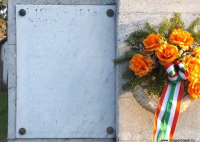 Majosháza világháborús emlékmű 2015.10.31. küldő-kalyhas (4)
