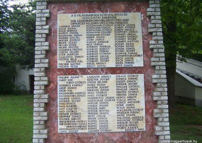 Majs II.vh emlékmű 2009.06.01.küldő-Horváth Zsolt (1)