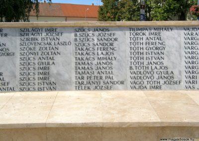 Makó II. világháborús emlékmű 2018.09.16. küldő-Bali Emese (14)