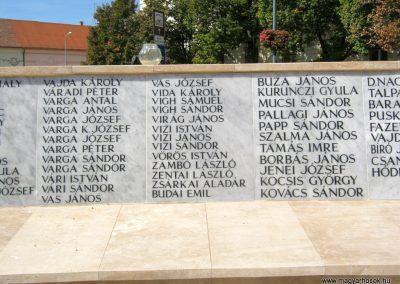 Makó II. világháborús emlékmű 2018.09.16. küldő-Bali Emese (15)