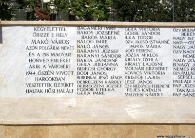 Makó II. világháborús emlékmű 2018.09.16. küldő-Bali Emese (17)