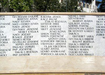 Makó II. világháborús emlékmű 2018.09.16. küldő-Bali Emese (18)