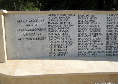 Makó II. világháborús emlékmű 2018.09.16. küldő-Bali Emese (3)