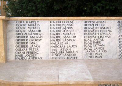 Makó II. világháborús emlékmű 2018.09.16. küldő-Bali Emese (6)