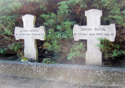 Makó temető, I. világháborús emlékmű és világháborús katonasírok 2015.05.07. küldő-Emese (8)