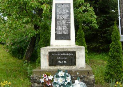 Makkoshotyka világháborús emlékmű 2010.06.20. küldő-Ágca (1)