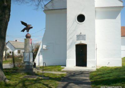 Marcali-Boronka I. világháborús emléktábla 2013.04.15. küldő-Sümec (4)