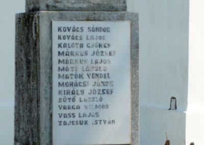Marcali-Boronka II. világháborús emlékmű küldő-Sümec (6)