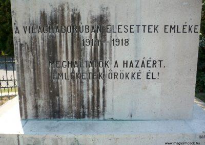 Marcali I. világháborús emlékmű 2012.08.16. küldő-Sümec (6)